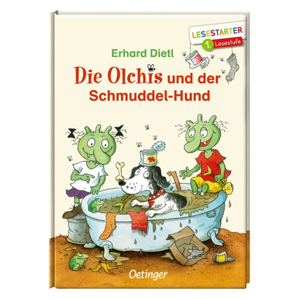 Dietl, Olchis Schmuddel-Hund NA