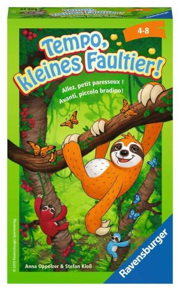 Ravensburger Wettlaufspiel Tempo, kleines Faultier!