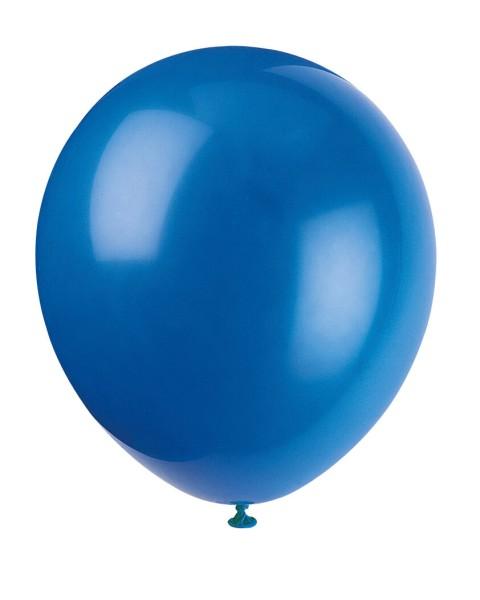 Luftballons Dunkelblau