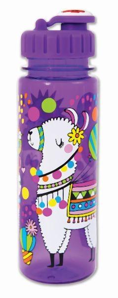 Trinkflasche Lama