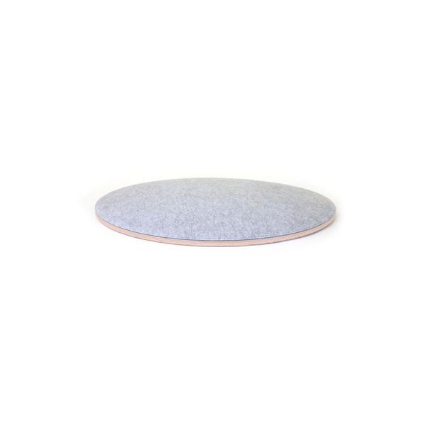 Wobbel Board 360 - transparent, lackiert