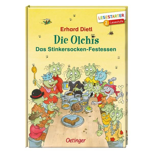 Dietl, Olchis Stinkersocken-Festessen NA