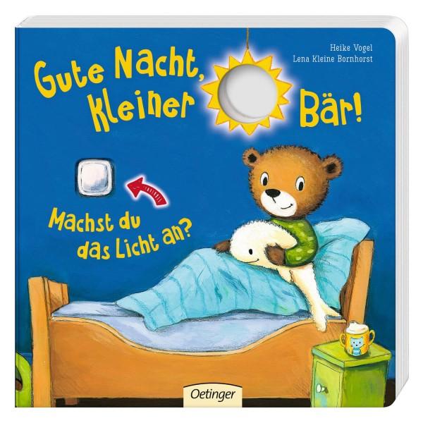 Gute Nacht kleiner Bär! Licht