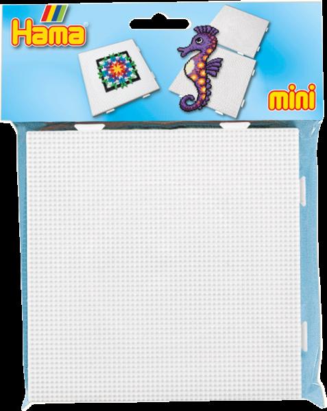Hama 2x Mini-Stiftplatten - Quadrat