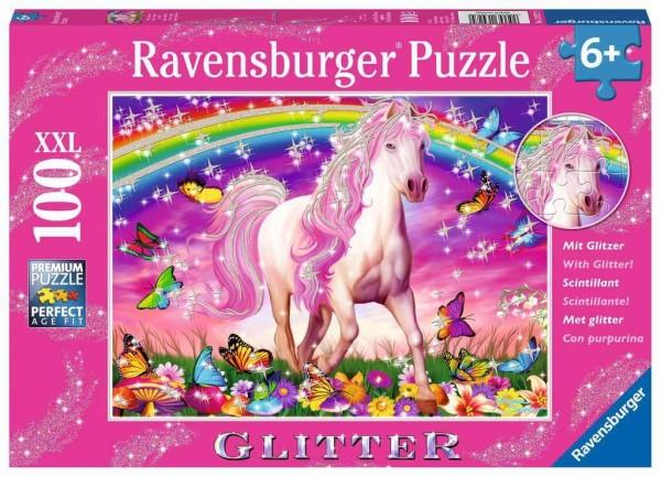 Ravensburger Kinderpuzzle Pferdetraum