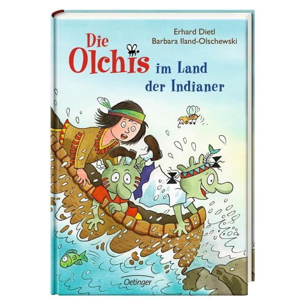 Dietl, Die Olchis im Land der Indianer