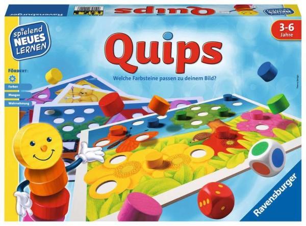 Ravensburger Quips, Suchspiel