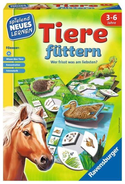 Ravensburger Tiere füttern, Legespiel