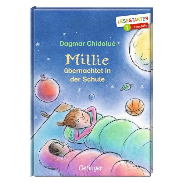 Chidolue, Millie übernachtet Schule NA