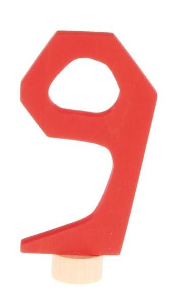 Grimm's Zahlenstecker 0 bis 9