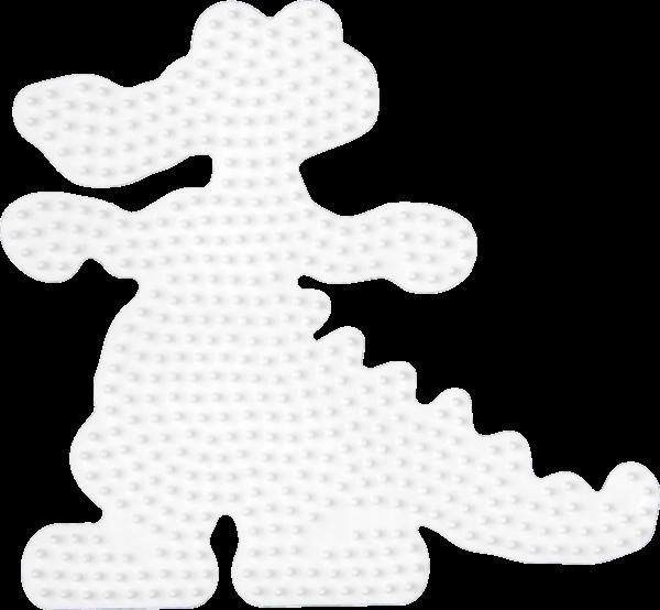 Hama Stiftplatte Krokodil