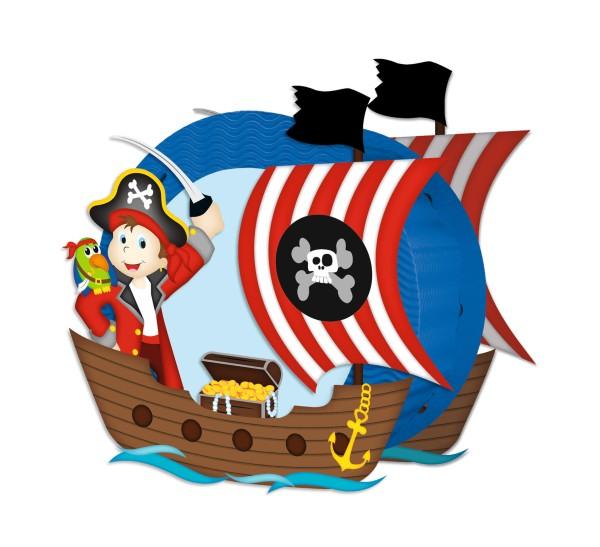 URSUS Laternenset zum basteln Easy Line 08 Pirat