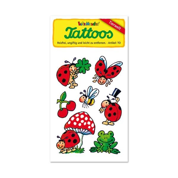 Tattoos Marienkäfer