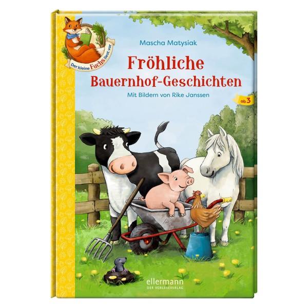 Matysiak, Fuchs liest. Bauernhof