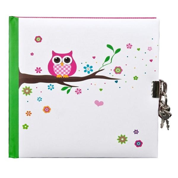 Tagebuch kleine Eule