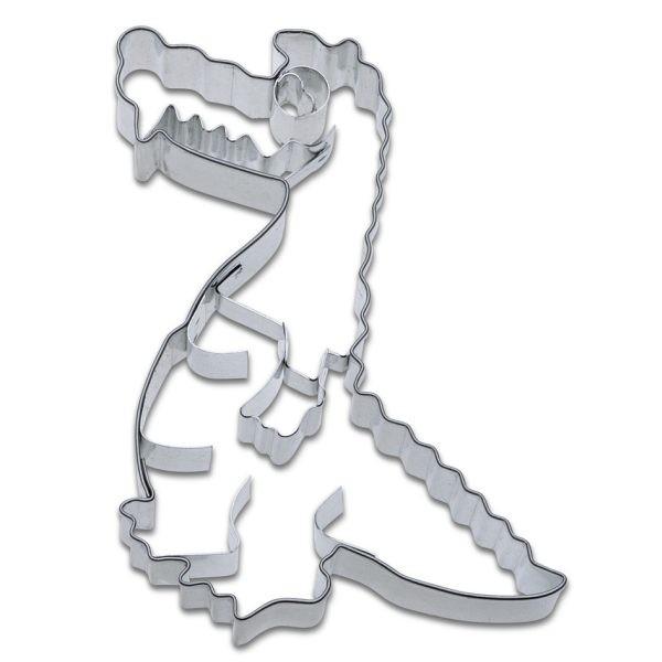 Ausstecher Krokodil