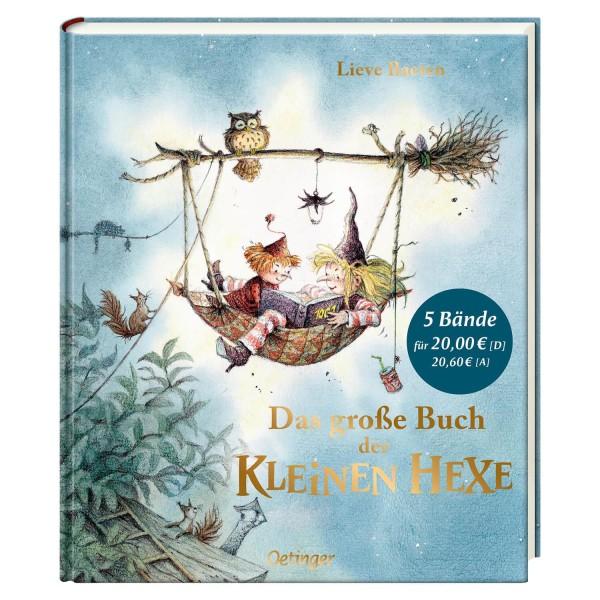 Das Große Buch der kleinen Hexe von Lieve Beaten