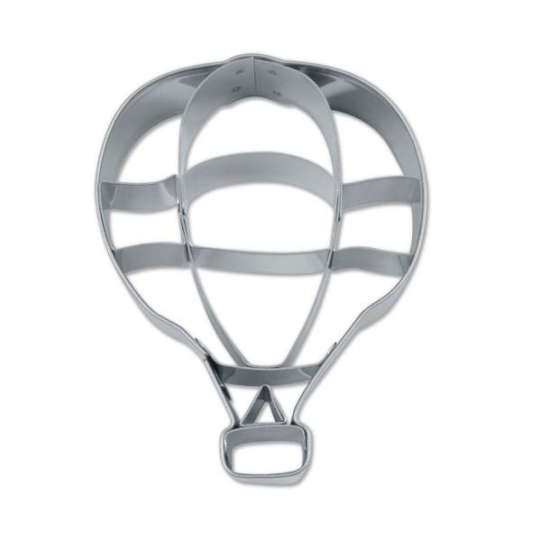Ausstecher Heissluftballon, Edelstahl