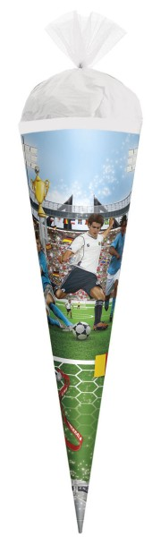 Roth Schultüte Soccer 22cm, Tüllverschluss