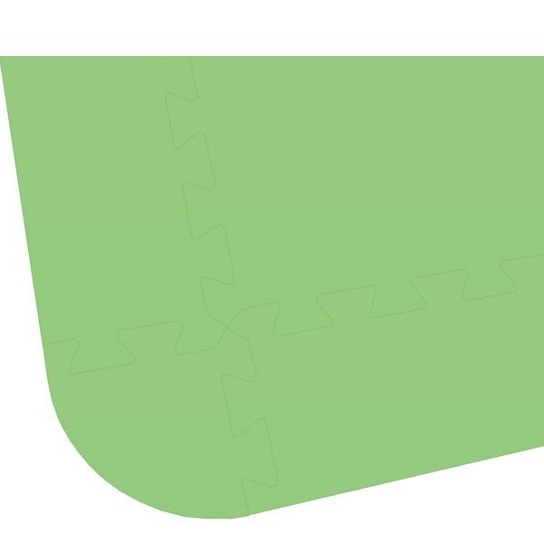 Rand für Bodenmatte XL grün