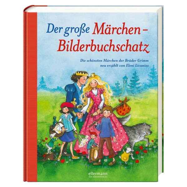 Der große Märchen-Bilderbuchschatz